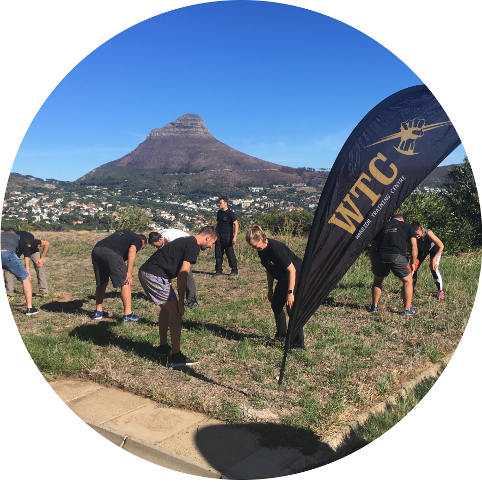 Krav Maga Cape Town Team Building